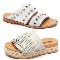 Traza Sandalias Verano 2017 - Moda Argentina en Zapatos de Cuero