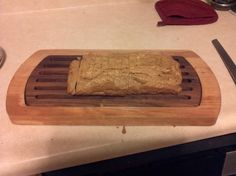 Peanut Butter Bread: Made some this weekend. came out really good.