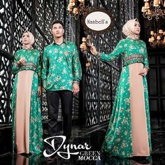 Dynar Couple by NANBELL'S  Dress terbuat dari bahan yg enak dikenakan ditubuh terbuat dari Batik Baron Bali dipadu padan dengan polosan Channel Busui frendly.  Karet dibelakang dan bagian lengan mudah juga buat berwudhu.  Kemeja terbuat dari Batik yg sama.  ukuran Dress: Ld 104cm pj 138cm Ukuran kemeja Ld 105 pj 75cm  Retail dress 475.000 Resell 460.000  Retail kemeja 285.000 Resell 265.000 Est. Ready 18 jan 2017  Dp 50% = Booking Line @kni7746k  Wa 62896 7813 6777  #pin…