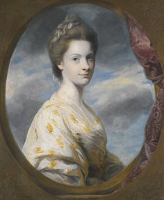 Joshua Reynolds PRA -Portrait of Sophia, Mrs.Edward Southwell, later Lady De Clifford From Private Collection - Sotheby's Portraits, Portrait Art, Joshua Reynolds, Thomas Gainsborough, Old King, Roman Sculpture, Royal Academy Of Arts, Princess Charlotte, Old Master