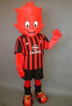 AC Milan mascot