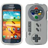 Samsung Galaxy Prevail 2 SFC Old Video Game Controller Case