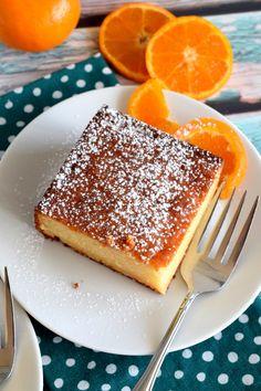 Orange Yogurt Coffee Cake - Lord Byron's Kitchen