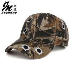 19d94bfc213 Cotton Embroidery Bullet Hole Camouflage Baseball Cap For Men Snapback  Casual Bone Caps Outdoor Dad Hat Hip Hop Cap
