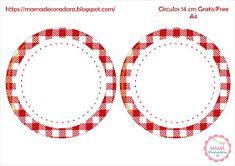 Mamá Decoradora: Kit Imprimible Oso Picnic Symbols, Digital Invitations, Invitation Cards, Cute Stuff, Icons, Glyphs