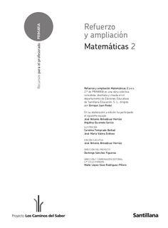 2º matemáticas-ry a-caminos