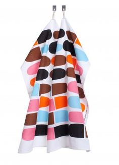 tea towel by Marimekko