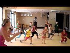 This is the second time the kids make this Choreo!!! I love them!!! They are awesome!!! Copii intre 6 și 12 ani, vă aștept în incinta Lukoil (lângă Kaufland)...