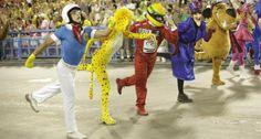 Unidos da Tijuca é a grande campeã do carnaval de 2014