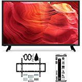 #9: Vizio E50-D1 - 50-Inch 120Hz SmartCast LED Smart 1080p HDTV Slim Wall Mount Bundle includes TV Slim Flat Wall Mount Ultimate Kit and 6 Outlet Power Strip with Dual USB Ports - Shop for TV and Video Products (http://amzn.to/2chr8Xa). (FTC disclosure: This post may contain affiliate links and your purchase price is not affected in any way by using the links)