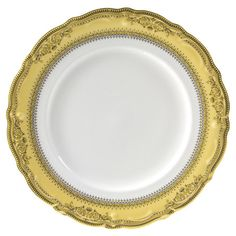 I pinned this Vanessa Dinner Plate from the Regal Table event at Joss and Main!