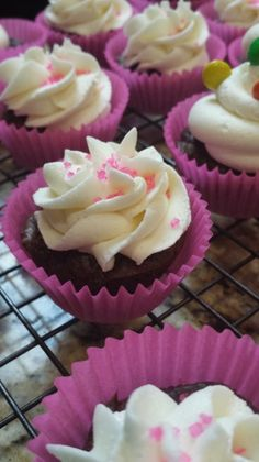 Baking with Melissa Blog: Mini Brownie Bites with Buttercream Frosting!