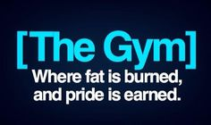 THE gym #Motivation #quote #Training