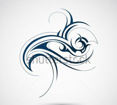 tribal ocean wave tattoo - Google Search