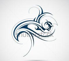 tribal surf poster wave surf surf tattoo and surf. Black Bedroom Furniture Sets. Home Design Ideas