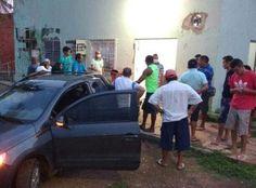 Um grave acidente na PI-215, estrada que liga Campo Maior a Coivaras, deixou o pedreiro Luiz Rod...