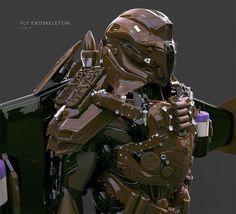 EXOSKELETON MK2
