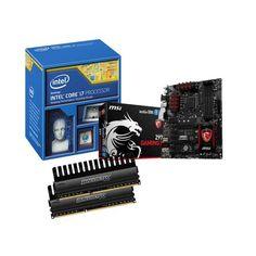 Pour acheter votre Kit EVO - INTEL Core i5 4690K - MSI Z97 Gaming 5 - 8 Go DDR3 CRUCIAL Ballistix Elite 1600 MHz pas cher et au meilleur prix : Rueducommerce, c'est le spécialiste du Kit EVO - INTEL Core i5 4690K - MSI Z97 Gaming 5 - 8 Go DDR3 CR...