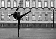 Dance and inspire.