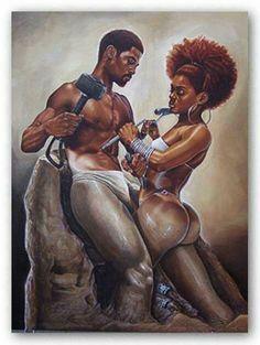36dd ebony woman nude