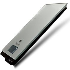 Slim, Elegant, and Precise - Kitchen Scale by Finesseur - Now Available on Amazon