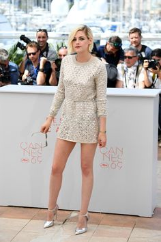 Kristen Stewart at Cannes Film Festival 2016: What Everyone Wore on the Red Carpet - Cannes Film Festival 2016: What Everyone Wore | wmag.com