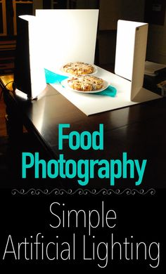 Food Photography tips with Artificial Ego Lights - how to take great pictures indoors and at night!