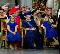 Queen Beatrix and Princess Catharina-Amalia Photos Photos - HRH Queen Beatrix of…