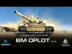 Ukrainian main battle tank Oplot - YouTube