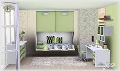 Casas da Naty The Sims 2 & The Sims 3 Houses Sims 3 Rooms, Cozy Living Rooms, Living Room Decor, Sims 4, Teen Bedroom Sets, Bedroom Ideas, Interior Design Guide, Floor Layout, Coastal Bedrooms