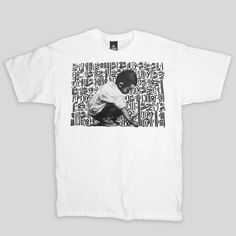 fifty24 - Young Scribe T-Shirt by El Mac x Retna