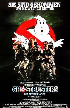 Дэн Эйкройд, Билл Мюррей и Харольд Рэмис в Ghostbusters (1984), фото: imdb.com