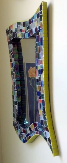 Hey, I found this really awesome Etsy listing at https://www.etsy.com/listing/96758271/stained-glass-mosaic-mirror-in-classic