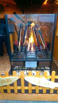 Christmas market 2014 flammlachs
