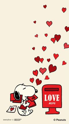 snoopy wallpaper phone wallpapers Und ich habe so - Snoopy Love, Snoopy And Woodstock, Peanuts Cartoon, Peanuts Snoopy, Snoopy Wallpaper, Disney Wallpaper, Snoopy Valentine, Valentines, Bisous Gif