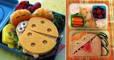 Confira aqui várias comidinhas muito simples, práticas e saborosas para oferecer às suas crianças seja ao lanche, seja para levar para a escola ou em festinhas de aniversário.