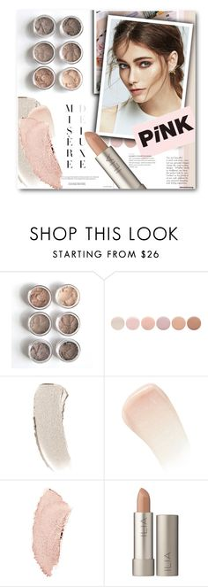 """In the pink"" by hevsyblue2 ❤ liked on Polyvore featuring beauty, Deborah Lippmann, Bobbi Brown Cosmetics, By Terry, Chanel and Ilia"