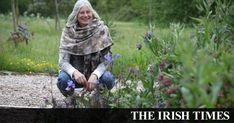 Eco textile artist Nicola Brown produces botanical dyes at her farm near Borris