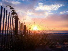 Beautiful OBX sunrise!