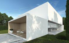 Gallardo Llopis Arquitectos - RCF - La casa y los vértices - Rocafort