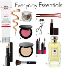 """Make-up Over 40"" by paulannem on Polyvore"