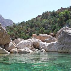 Place in Oman