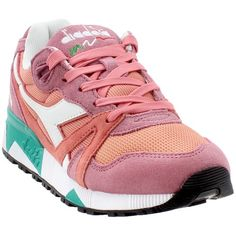 A Retro Running Model Lifted Straight From The Original 1990 Catalogue, The Unbeatable Is An Iconic Diadora Shoe That Has Become A Must-have From The New Collection. The Sole And Materials Faithfully Replicate The Original Construction, Making Pink Sneakers, Sneaker Brands, Cool Names, Shoes Online, Snug Fit, Running Shoes, Athletic Shoes, Man Shop, Men