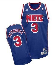 Brooklyn Nets jersey 013 Drazen Petrovic