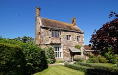 A 'manor house in miniature' full of beautiful Tudor features