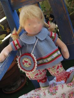 Lotte by Puppenliesl, via Flickr