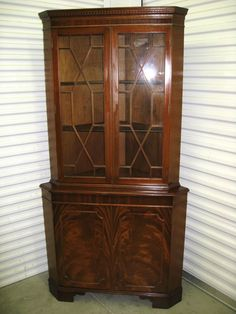 refurbish kitchen cabinets duncan phyfe china cabinet the doors on this o 1815