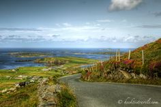 """""""Sky Road"""" near Clifden, Connemara, Ireland"""