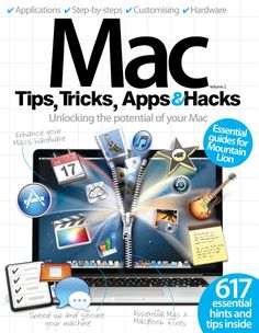 Mac Tips, Tricks, Apps & Hacks  Magazine - Buy, Subscribe, Download and Read Mac Tips, Tricks, Apps & Hacks on your iPad, iPhone, iPod Touch, Android and on the web only through Magzter