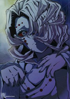 Anime Demon, Anime Manga, Anime Art, Demon Slayer, Slayer Anime, Black Spades, Body Reference Drawing, Fanart, Manga Games